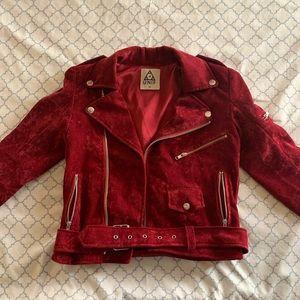 Unif Sangre Moto Jacket XS
